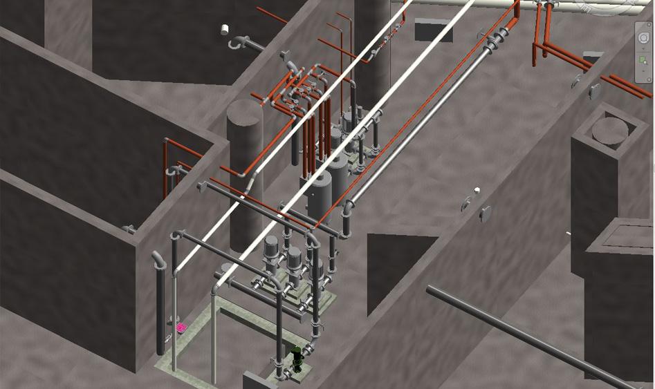 HVAC BIM Modeling