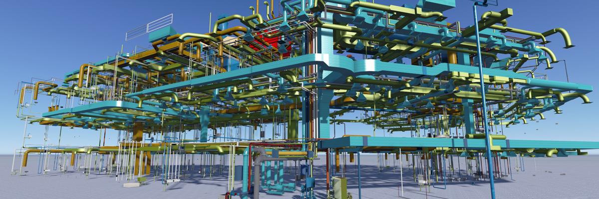 HVAC 3D Modeling