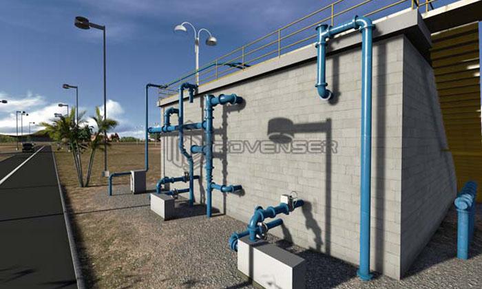 HVAC Water Plant