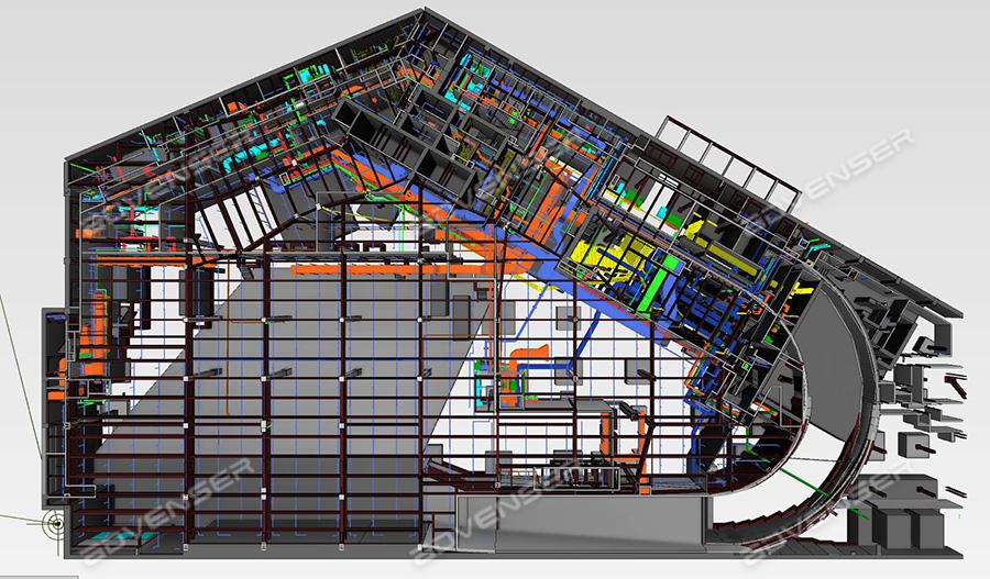 HVAC duct modeling services