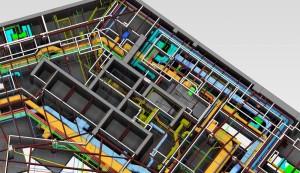 HVAC Duct model