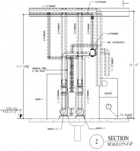 plumbing shop drawing