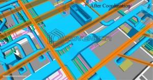 spatial coordination BIM